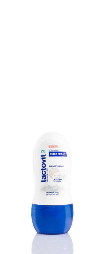 Desodorante roll-on extra eficaz lactovit