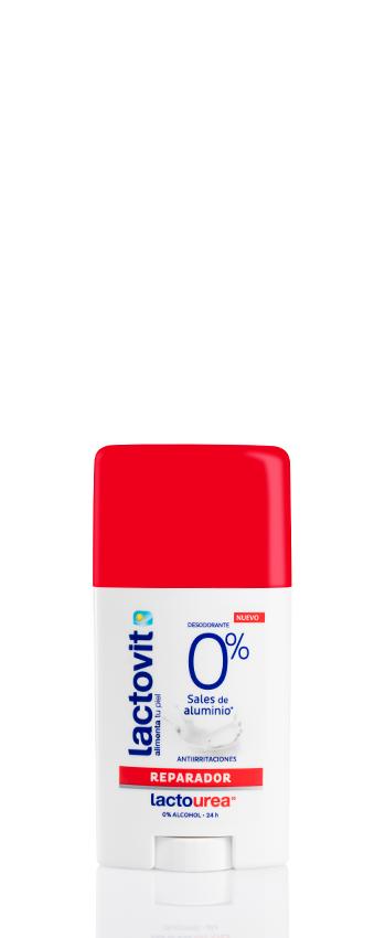 desodorante stick lactourea lactovit sin sales de aluminio