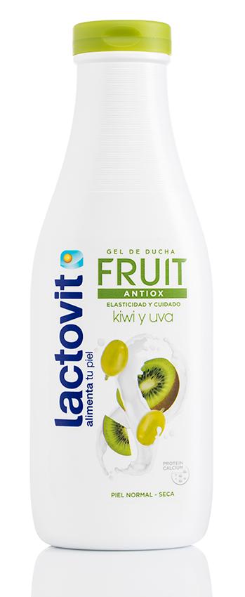 Gel ducha antioxidante lactovit