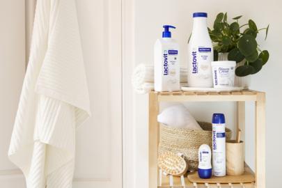 Gama de productos lactovit. Extra eficaz para cuidar tu piel
